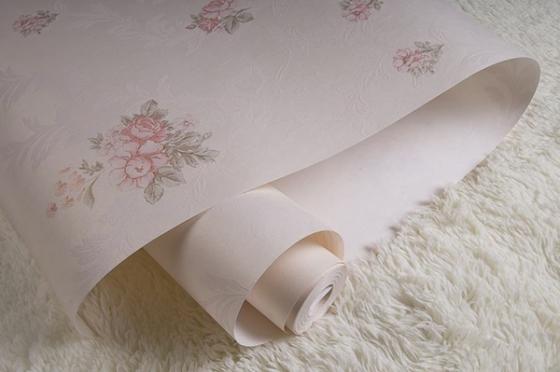 无纺布墙纸粘贴时要注意的事项